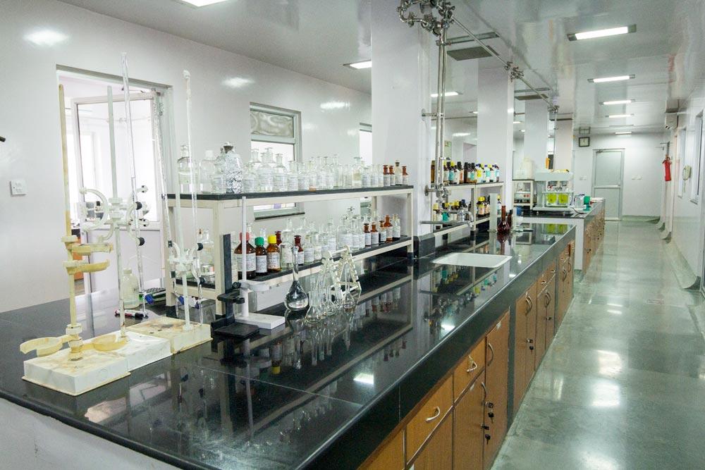 Quality Control Department QC Omnica Laboratories